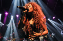 ​SZA Makes Comeback Performance at Firefly Festival