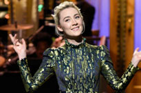 Saturday Night Live: Saoirse Ronan & U2 December 2, 2017