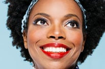 Sasheer Zamata Discusses the Revelations of Her 'Pizza Mind' Special, Her Mom's Secret History and Building Her Empire