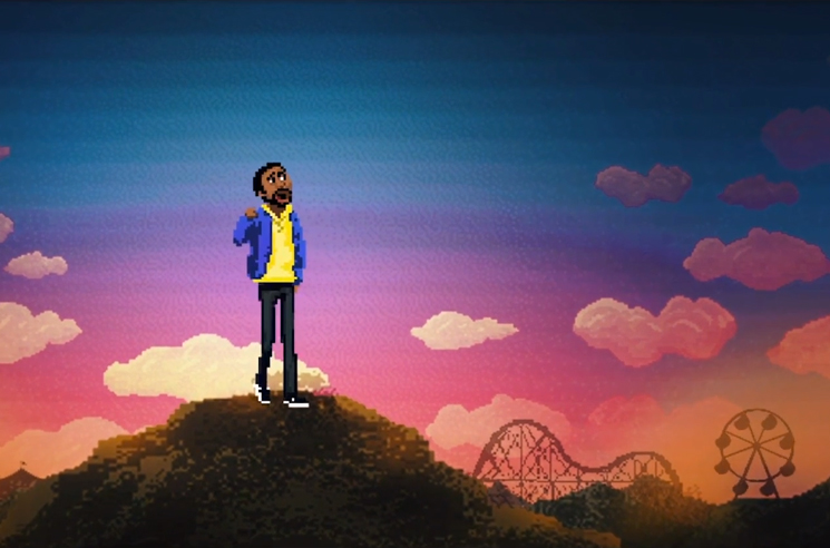 Watch Big Sean's New Video for