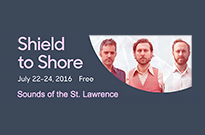 Toronto's Harbourfront Reveals Shield to Shore Fest