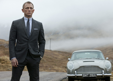 Skyfall - Directed by Sam Mendes