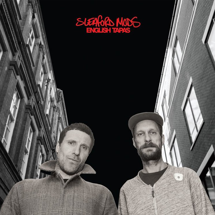 Sleaford Mods'English Tapas' (album stream)