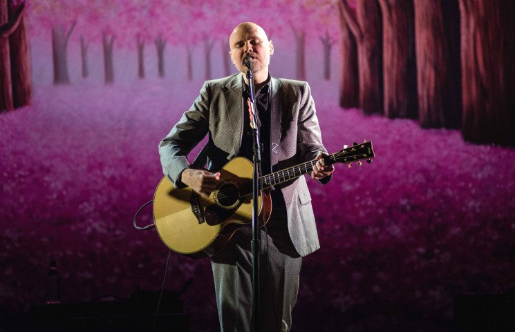 Billy Corgan Reveals '#ThirtyDays' Project and a Trio of New Releases
