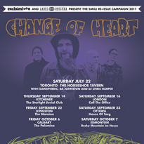 Change of Heart Expand 'Smile' Reissue Tour