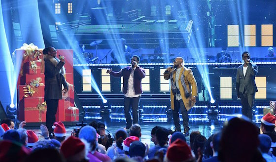 heres the snoop dogg and boyz ii men christmas song that no one asked for - Boys To Men Christmas