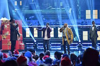Here's the Snoop Dogg and Boyz II Men Christmas Song That No One Asked For