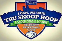 Snoop Dogg and 2 Chainz to Host Celebrity Basketball Game During NBA All-Star Weekend
