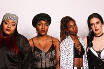 The Sorority, A Rare Four-MC Hip-hop Group, Introduce Themselves on 'Pledge'