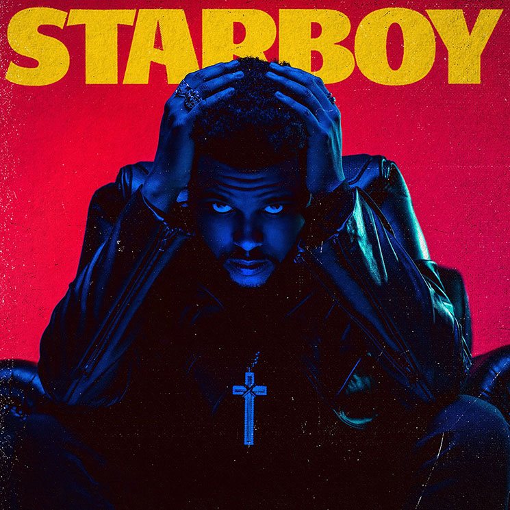 The WeekndStarboy