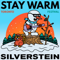 Silverstein Reveal 2018 Stay Warm Lineup with Tonight Alive, Selfish Things