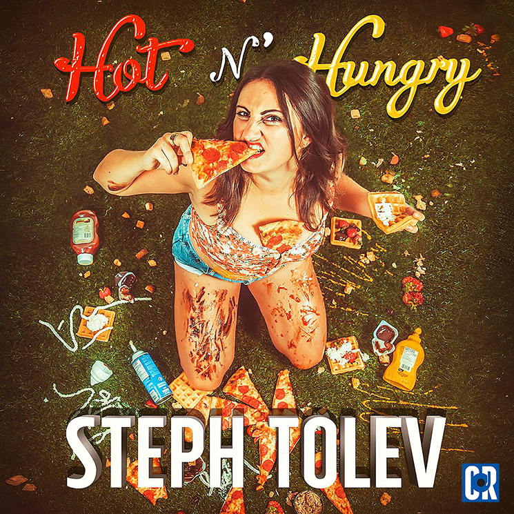 Steph TolevHot N' Hungry