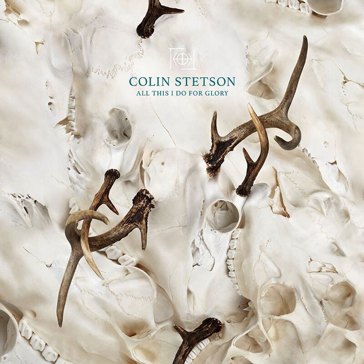 Colin Stetson Returns with 'All This I Do for Glory'