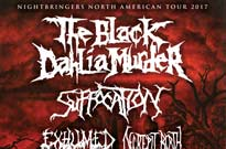 The Black Dahlia Murder Announce North American Tour with Suffocation, Decrepit Birth