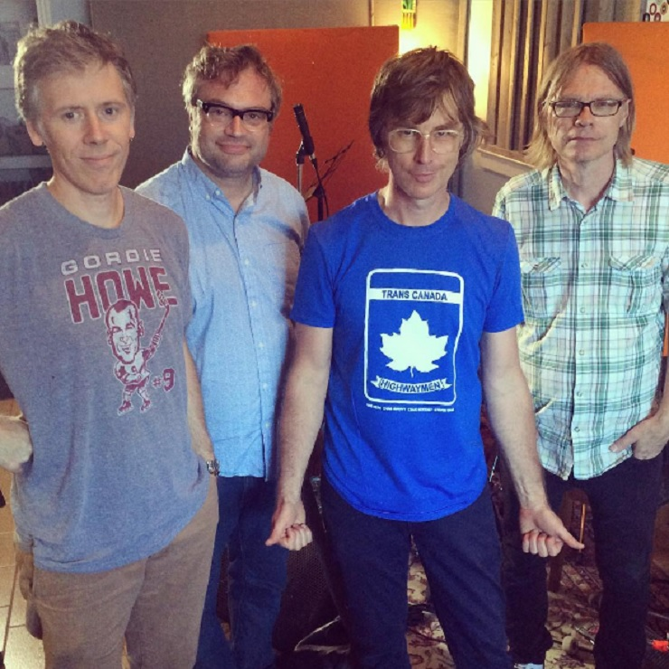 Chris Murphy Introduces His New Supergroup  the Trans-Canada Highwaymen