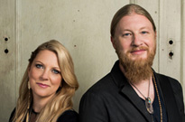 Tedeschi Trucks Band Connect 'Let Me Get By' and David Bowie's 'Blackstar'