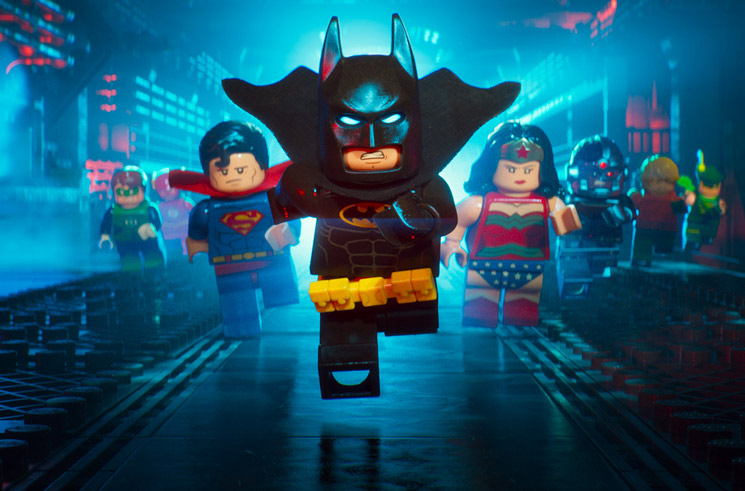 The LEGO Batman MovieDirected by Chris McKay