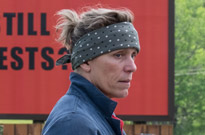 Three Billboards Outside Ebbing, Missouri Directed by Martin McDonagh