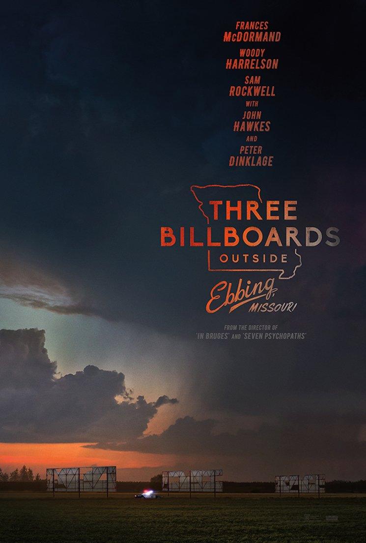 Woody Harrelson and Frances McDormand Face Off in NSFW Trailer for 'Three Billboards Outside Ebbing, Missouri'