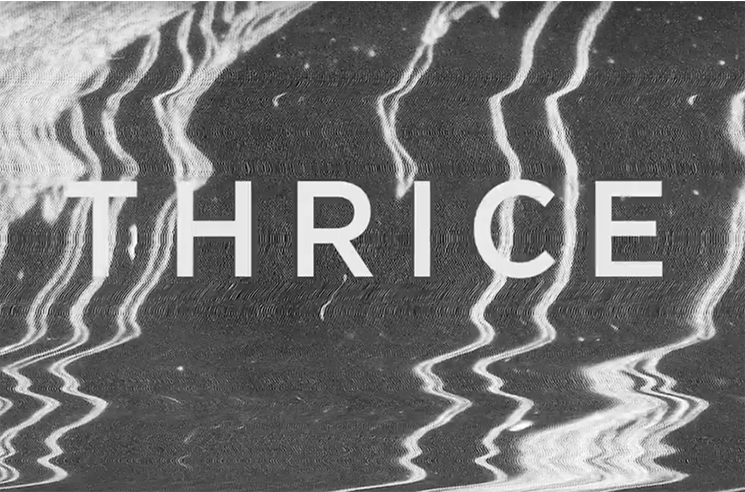 Thrice Tease Upcoming Album with New Song Snippet