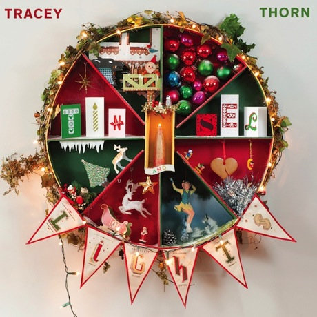 Tracey ThornTinsel and Lights