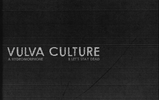 "Vulva Culture""Hydromorphone"" / ""Let's Stay Dead"""