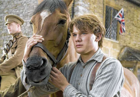 War Horse Directed by Steven Spielberg