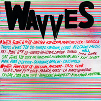 "Wavves ""Onie"" (Electric Prunes cover)"