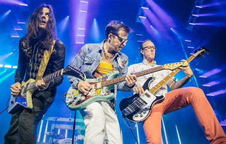 Weezer tour dates