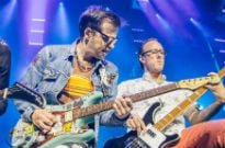 ​Weezer Plot Tour of Western Canada