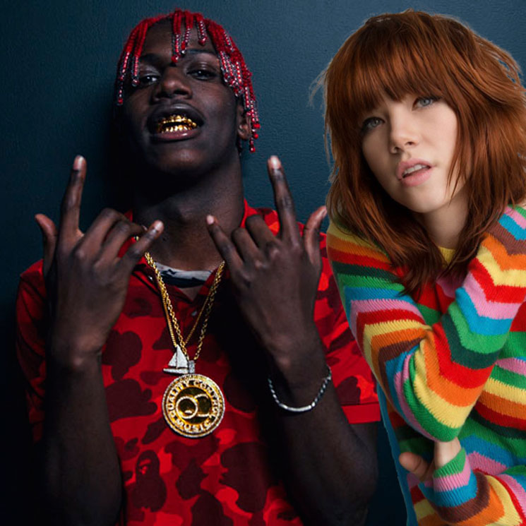 """Carly Rae Jepsen Teams Up With Lil Yachty For """"It Takes"""