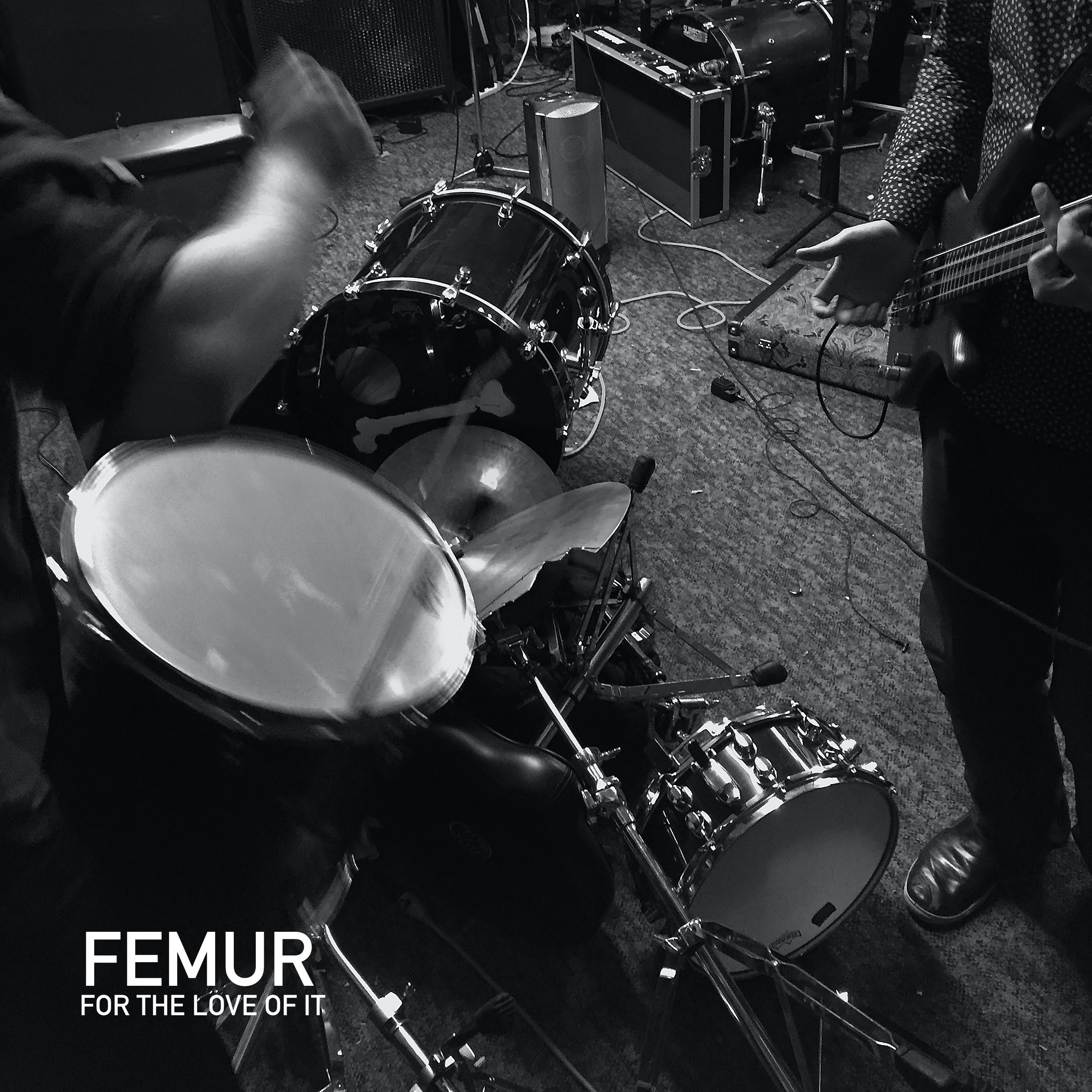 Femur's 'For the Love of It' Is Unsettling in All the Right Ways