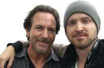 'Breaking Bad' Star Aaron Paul Gets All Fanboy About Pearl Jam