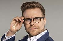 'Mind Parasites Live with Adam Conover' Makes Everyone Think at Just for Laughs Just for Laughs, Montreal QC, July 24