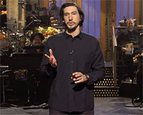 Saturday Night Live: Adam Driver & Halsey January 25, 2020