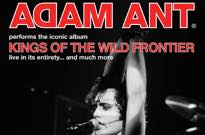 Adam Ant Announces 'Kings of the Wild Frontier' Tour