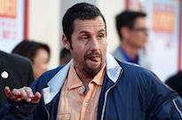 ​People Are Very Confused About a Video of a Toronto Man Yelling at Adam Sandler