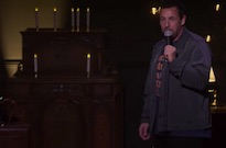 The Trailer for Adam Sandler's Comedy Special Has No Jokes — and It Looks Great