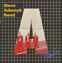 Steve Adamyk Band Paradise