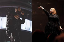 Drake and Adele Apparently Spent the Weekend Bowling and Vaping Together in Los Angeles