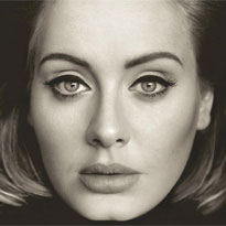 Adele's '25' Officially Breaks Sales Record for Most Copies Sold in a Single Week