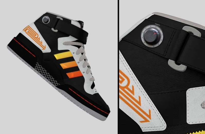 These Adidas Sneakers Have A Built In TR 808 Drum Machine