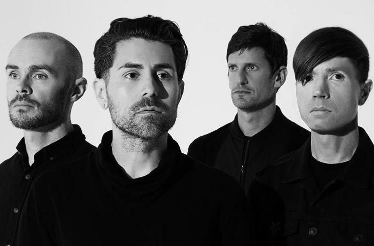 "AFI Reveal ""The Blood Tour"""