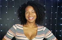 Aisha Brown Makes Canadian Comedy History at Just for Laughs Just for Laughs, Montreal QC, July 23
