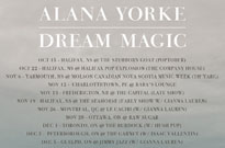 Alana Yorke Maps Out Canadian Fall Tour Dates