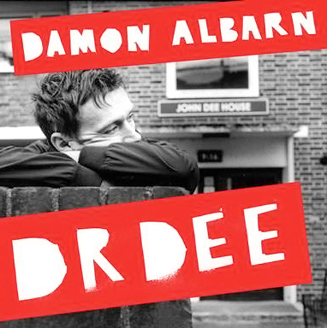 Damon Albarn Announces 'Dr. Dee' Album