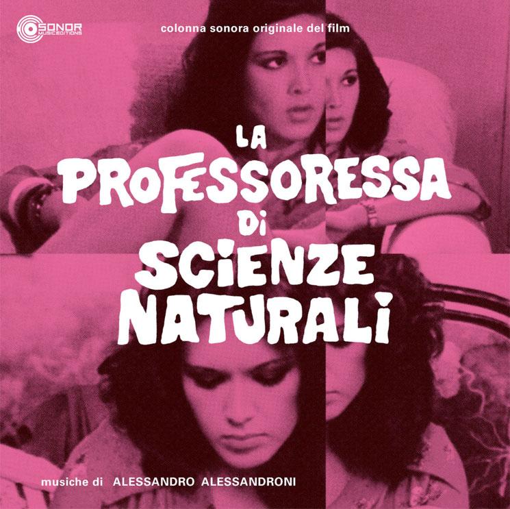 Alessandro Alessandroni's Long-Lost 'La Professoressa Di Scienze Naturali' Unearthed by Sonor
