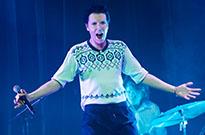 Alex Cameron / Jack Ladder / Emily Panic Venue Nightclub, Vancouver BC, December 14