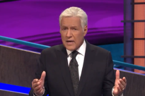 Watch Alex Trebek Sing Lizzo on 'Jeopardy!'