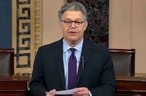 Al Franken Resigns from the Senate Following Multiple Sexual Harassment Allegations